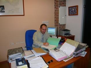 Daniel Ramet Sanchez, socio director de Asesoría Tributo